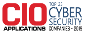 CIO Applications Top 25 Cyber Security Companies - 2018